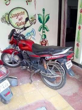 Bajaj Platina in very good condition