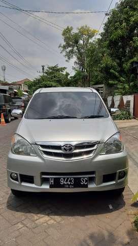 Toyota Avanza Type G 2009 Silver