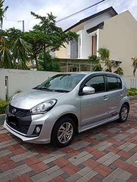 Daihatsu Sirion AT 2016 Akhir Like New Antik Matic