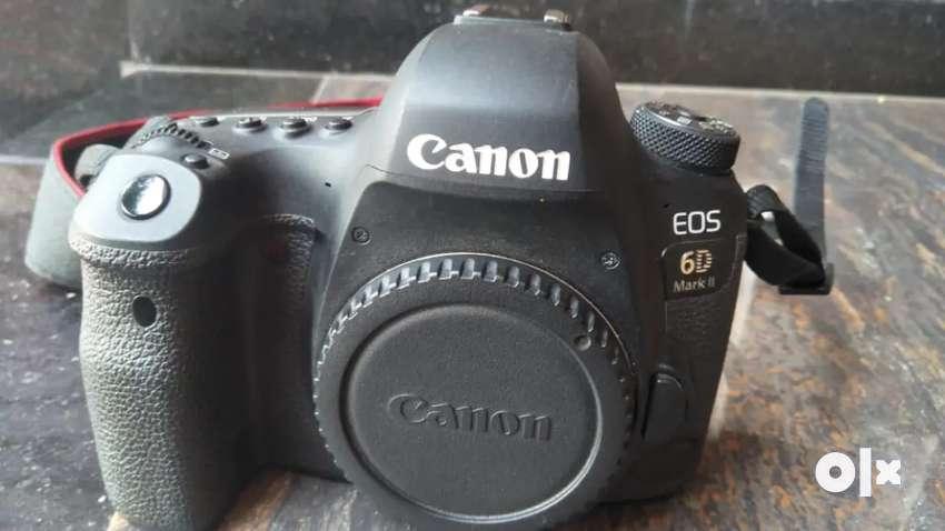 Canon 6d mark 2 0