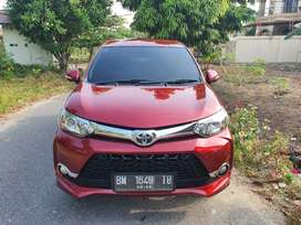 Toyota grand Avanza Veloz 1.5 manual 2015