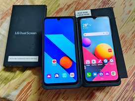 LG G8x Dual Screen Supermint condition
