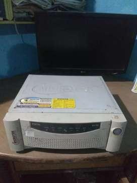 INVERTER (Microtek digital inverter EB700 & 1100watt, New price 4500)
