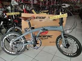 Sepeda lipat pasific 20 noris 3.0