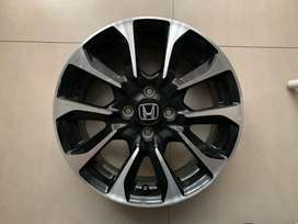 Velg Jazz RS 2016