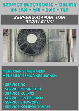Service KULKAS AC Servis Mesin cuci Menganti Gresik