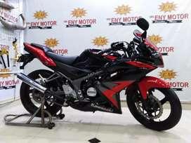 Kawasaki Ninja 150 RR th.2014 dp suka suka wajib order