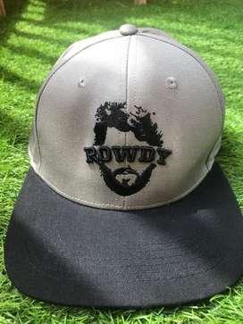 Rowdy cap...