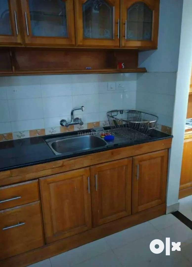 3 bhk fully furnished flat near lululmall Edappally