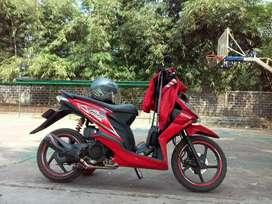 Honda beat karbu 2012