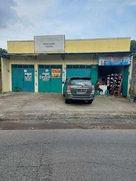 Disewakan kios 3 unit di Jalan Desa Bojong, Pemda, Tigaraksa