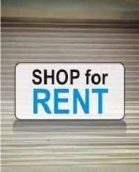 Shop on rent. Gujranwala Main Jinnah Road.