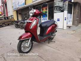 Auto India Suzuki Access Red Showroom Condition up to date document