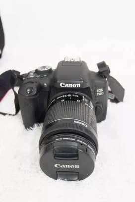 Kamera Canon EOS 750 D