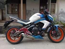 Dijual Motor Segera Kawasaki ER 6R 650 CC