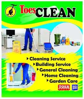 jasa bersih-bersih rumah apartemen kos ruko dll