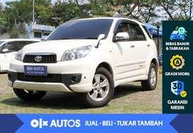 [OLXAutos] Toyota Rush 1.5 S  M/T 2013 Putih
