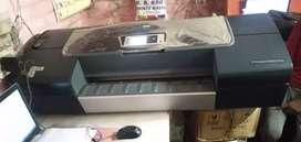 Plater printing machine
