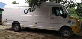 Force Traveller Delivery Van 4020