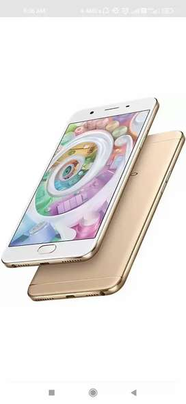 Oppo F1s bill and charge