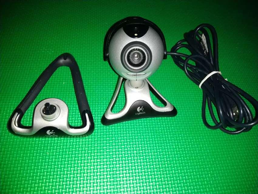 Webcam Logitech 4.000