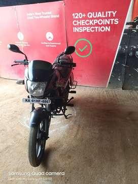 Good Condition Hero Passion ProDrs with Warranty |  8867 Bangalore