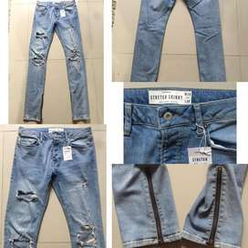 celana jeans Topman Original baru bau toko wak