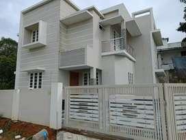 3 bhk 1450 sqft new build at aluva edathala Al ameen collage near