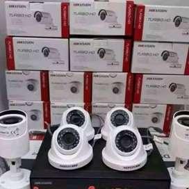Paket Komplit dan Terbaik Dari Kami CCTV 2Mp/5Mp di pondok gede Bekasi