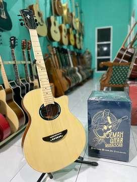 Gitar akustik keren berbagai merk