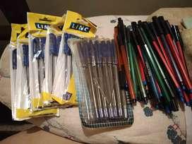 Brand New Blue Ball Pens