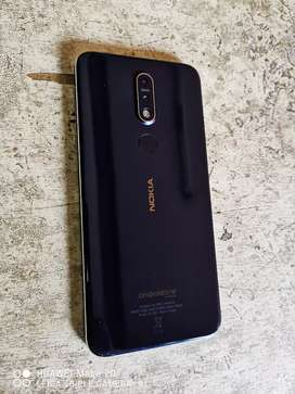 Nokia 7.1 full clean phone