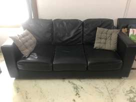 Handmade leather Sofa