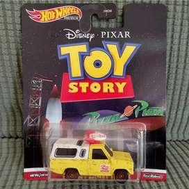 Hot wheels Hotwheels Premium Pizza Planet Truck Toy Story Disney Pixar