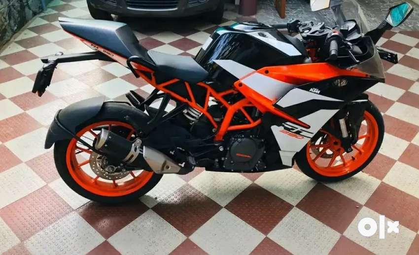Ktm RC 390 for sale 0