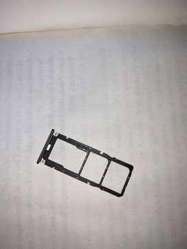 Sim card holder tray for vivo y71