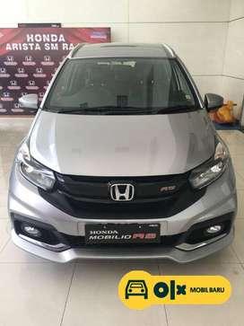[Mobil Baru] HONDA MOBILIO TAHUN BARU PAKAI MOBIL HONDA