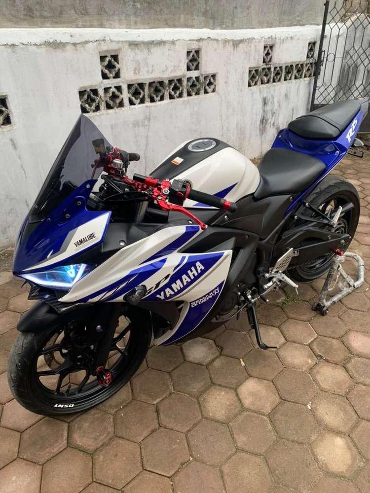 R25 Blue Gp edition