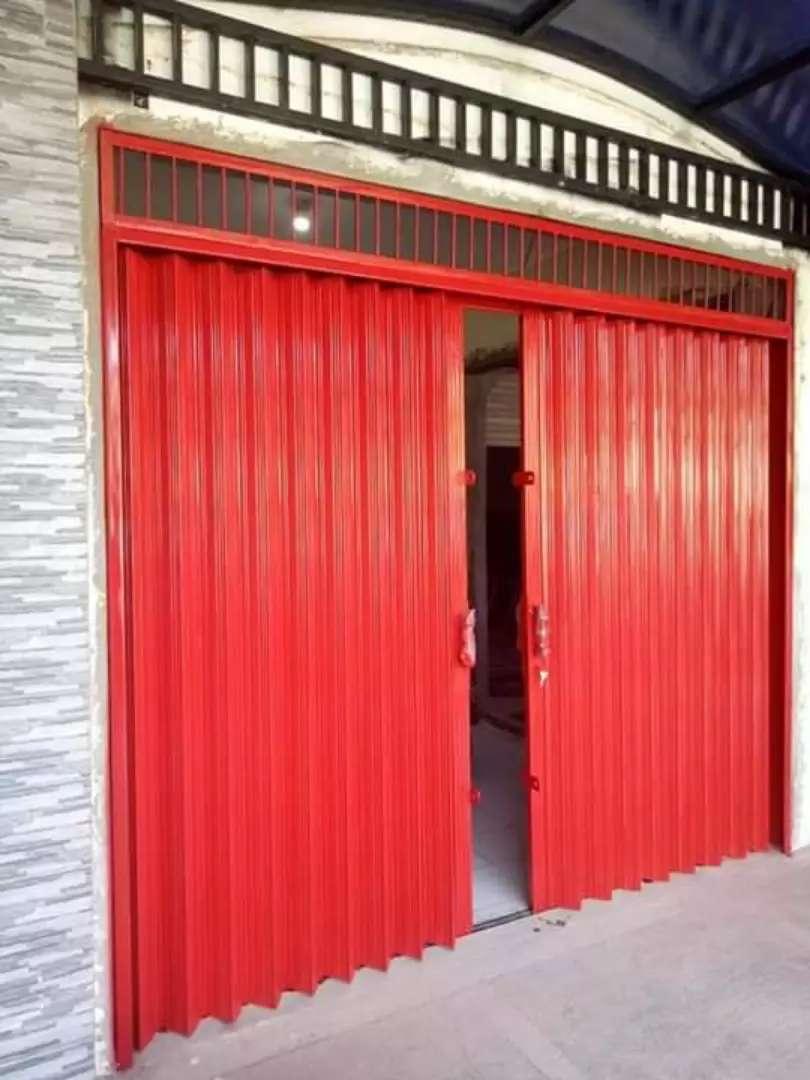 Khusus polding gate rolling door dll 0