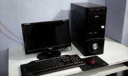 Second hand laptop and desktop from 6500/-
