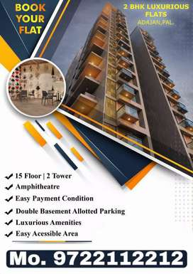 2 BHK Flat For Sell in Pal Gaurav path Road
