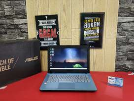 (FOR SALEE) LAPTOP ASUS X441B AMD A9 RAM 4GB HDD 1TB