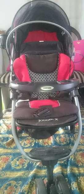 Stroller, Bouncer, dan Ayunan bayi