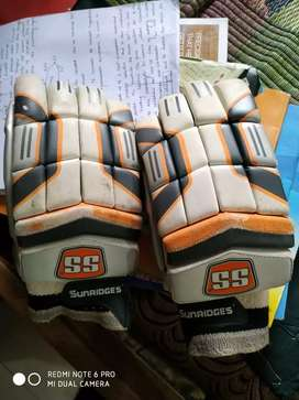 Ss leather gloves