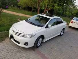 2nd OWNER. COROLLA ALTIS 1.6SR CROUISTRONIC