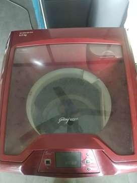 Godrej Fully automatic washing machine 6.5 kg