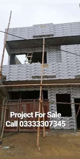 House for sale 100 gaz or 100 Square yards