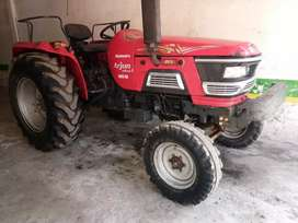 Arjun 605 punjab number in good condition