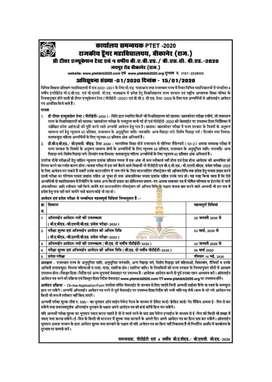 Official job urgent requirements