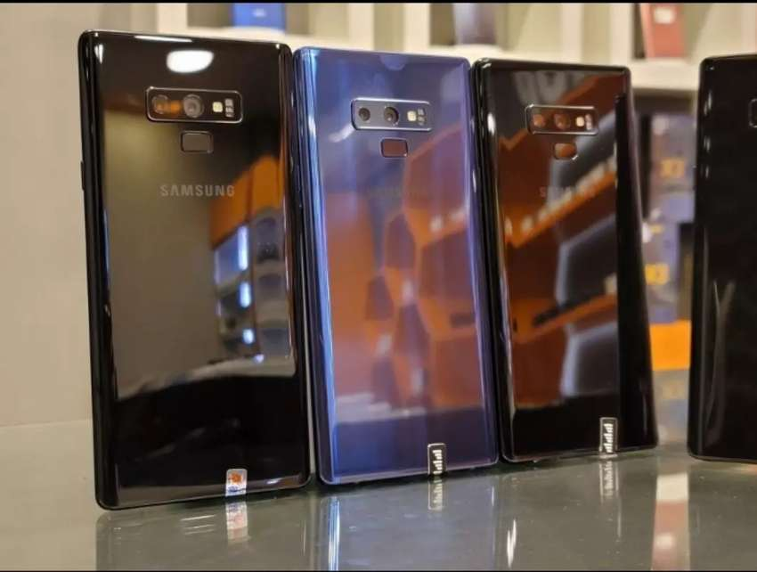 Samsung Galaxy Note 9 128gb With Box And All Accessories